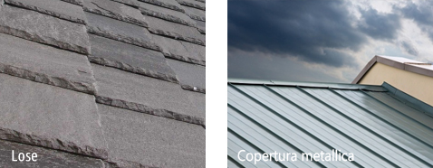 soluzioni copertura tetto VASS