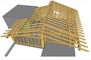 Sopraelevare con il legno vass technologies